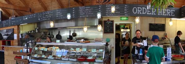 Cafe Piha Lounas